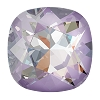 Swarovski 4470 Cushion Cut Square Fancy Stone 10mm Crystal Lavender DeLite