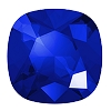 Swarovski 4470 Cushion Cut Square Fancy Stone 12mm Majestic Blue