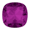 Swarovski 4470 Cushion Cut Square Fancy Stone 12mm Amethyst