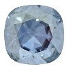 Swarovski 4470 Cushion Cut Square Fancy Stone 10mm Crystal Blue Shade