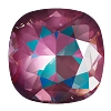 Swarovski 4470 Cushion Cut Square Fancy Stone 10mm Crystal Burgundy DeLite