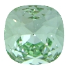 Swarovski 4470 Cushion Cut Square Fancy Stone 10mm Chrysolite