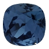 Swarovski 4470 Cushion Cut Square Fancy Stone 10mm Denim Blue