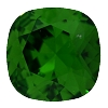 Swarovski 4470 Cushion Cut Square Fancy Stone 10mm Fern Green