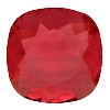 Swarovski 4470 Cushion Cut Square Fancy Stone 12mm Padparadscha Unfoiled