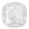 Swarovski 4470 Cushion Cut Square Fancy Stone 10mm Crystal Powder Grey