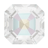 Swarovski 4480 Imperial Fancy Stone 8mm Crystal Light Grey DeLite (144 Pieces)