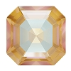 Swarovski 4480 Imperial Fancy Stone 8mm Crystal Ochre DeLite (144 Pieces)