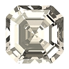 Swarovski 4480 Imperial Fancy Stone 6mm Crystal Silver Shade (288 Pieces)