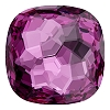 Swarovski 4483 Fantasy Cushion Fancy Stone 8mm Amethyst (144 Pieces)