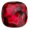 Swarovski 4483 Fantasy Cushion Fancy Stone 10mm Scarlet (96 Pieces)