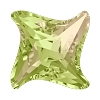 Swarovski 4485 Twister Fancy Stone 10.5mm Crystal Luminous Green (96 Pieces)