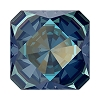 Swarovski 4499 Kaleidoscope Square Fancy Stone 6mm Crystal Royal Blue DeLite (144 Pieces)
