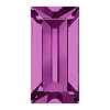 Swarovski 4501 Baguette Fancy Stone 7x3mm Fuchsia (720 Pieces)