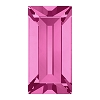 Swarovski 4501 Baguette Fancy Stone 7x3mm Rose (720 Pieces)