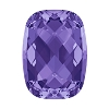 Swarovski 4565 Classical Baguette Fancy Stone 14x10mm Tanzanite (72 Pieces)