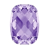 Swarovski 4565 Classical Baguette Fancy Stone 14x10mm Tanzanite Unfoiled (72 Pieces)