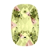 Swarovski 4568 Cushion Cut Rectangle Fancy Stone 14x10mm Crystal Luminous Green (72 Pieces)