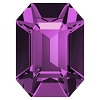 Swarovski 4600 Octagon Fancy Stone 12x10mm Amethyst (144 Pieces)