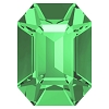 Swarovski 4600 Octagon Fancy Stone 6x4mm Peridot (360 Pieces)
