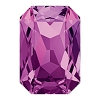 Swarovski 4627 Octagon Fancy Stone 27x18.5mm Amethyst (24 Pieces)