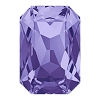 Swarovski 4627 Octagon Fancy Stone 27x18.5mm Tanzanite (24 Pieces)