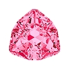 Swarovski 4706 Trilliant Fancy Stone 12mm Rose (72 Pieces)