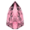 Swarovski 4707 Slim Trilliant Fancy Stone 13.6x8.6 Rose (72 Pieces)