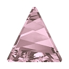 Crystal Antique Pink Unfoiled