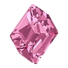 Swarovski 4739 Cosmic Fancy Stone 14x11mm Rose (144 Pieces)