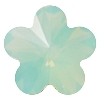 Swarovski 4744 Flower Fancy Stone 10mm Pacific Opal (288 Pieces)