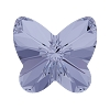 Swarovski 4748 Rivoli Butterfly Fancy Stone 10mm Provence Lavender (288 Pieces)