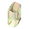 Swarovski 4773 Meteor Fancy Stone 28x15mm Crystal Luminous Green (20 Pieces)