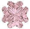 Swarovski 4785 Clover Fancy Stone 19mm Crystal Antique Pink (15 Pieces)