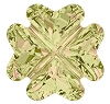 Swarovski 4785 Clover Fancy Stone 14mm Crystal Luminous Green (36 Pieces)