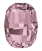 Swarovski 4795 Graphic Fancy Stone 14mm Crystal Antique Pink (72 Pieces)