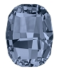 Swarovski 4795 Graphic Fancy Stone 14mm Denim Blue (72 Pieces)