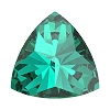 Swarovski 4799 Kaleidoscope Triangle Fancy Stone 6x6.1mm Emerald (144 Pieces)