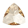 Swarovski 4799 Kaleidoscope Triangle Fancy Stone 6x6.1mm Crystal Golden Shadow (144 Pieces)