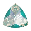 Swarovski 4799 Kaleidoscope Triangle Fancy Stone 6x6.1mm Crystal Laguna DeLite (144 Pieces)