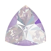 Swarovski 4799 Kaleidoscope Triangle Fancy Stone 6x6.1mm Crystal Lavender DeLite (144 Pieces)