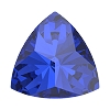 Swarovski 4799 Kaleidoscope Triangle Fancy Stone 14x14.3mm Majestic Blue (24 Pieces)
