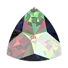 Swarovski 4799 Kaleidoscope Triangle Fancy Stone 6x6.1mm Crystal Vitrail Medium (144 Pieces)