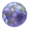 Swarovski 4869 Disco Ball Fancy Stone 8mm Crystal Heliotrope (144 Pieces)