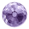 Swarovski 4869 Disco Ball Fancy Stone 8mm Violet Cal (144 Pieces)