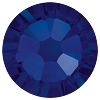 Swarovski 2038 Hot Fix Xilion Flatback Rhinestones SS10 Dark Indigo (1,440 Pieces)