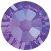 Swarovski 2038 Hot Fix Xilion Flatback Rhinestones SS10 Tanzanite (1,440 Pieces)