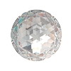 Swarovski 2072 Rose Cut Flatback Rhinestones 10mm Crystal