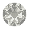 Swarovski 2078 Hot Fix Xirius Flatback Rhinestones SS12 Light Grey Opal
