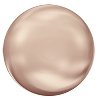 Swarovski 5860 Crystal Coin Pearl 10mm Rose Gold (100 Pieces)